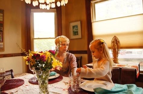 Make Entertaining A Family Affair