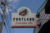 Portland Lobster Co. for lunch