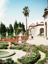 A photo of one of the gardens