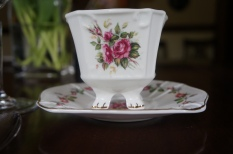 The Rose Tea Cup