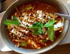 Posole Soup at Gracias Madre