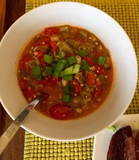 Masha's Okra Stew