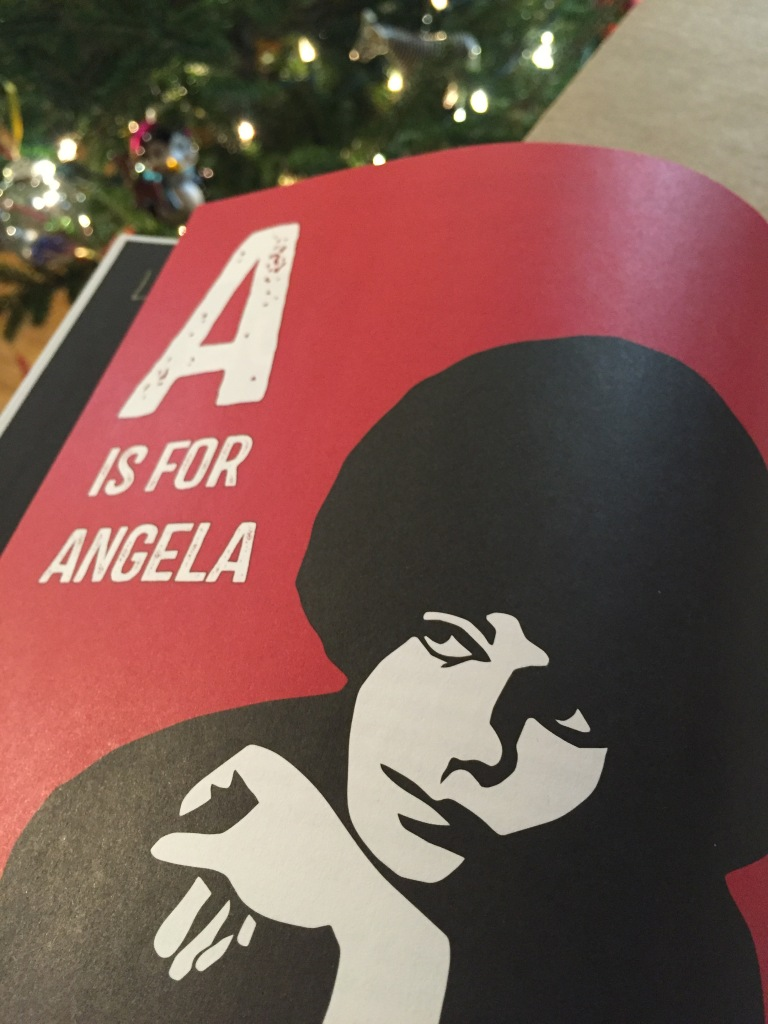 A is for Angela