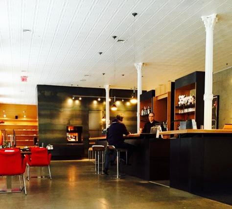 Bar at Hotel Gault