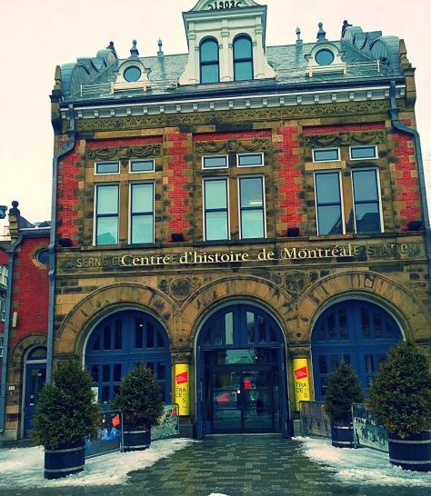 Centre d'hisoire de Montreal