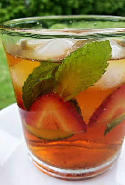 Our Favorite Things  – Pimm's Summer Cup