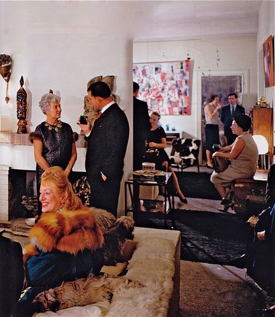 Entertaining Family Favorite, Peggy Guggenheim